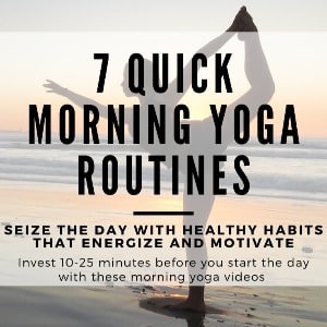 Thumbnail 7 quick morning yoga routines
