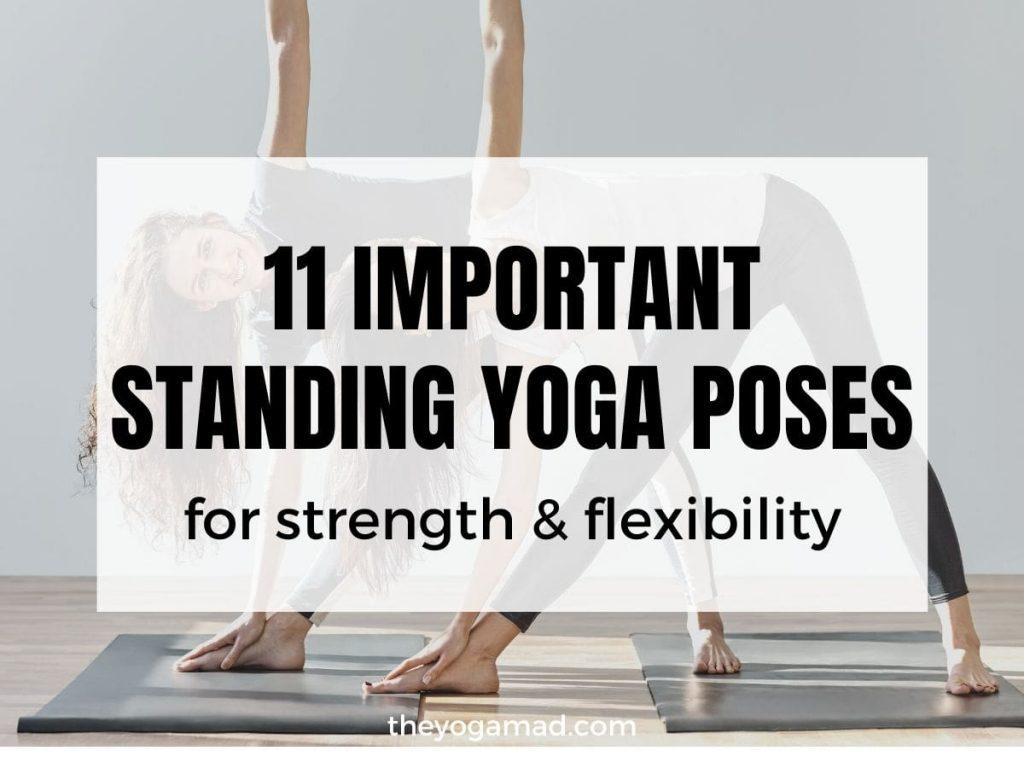 Read more about the article 11 Must-Know Standing Yoga Poses for Beginners