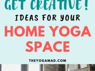 Yoga at home: Creative ideas for your home yoga space