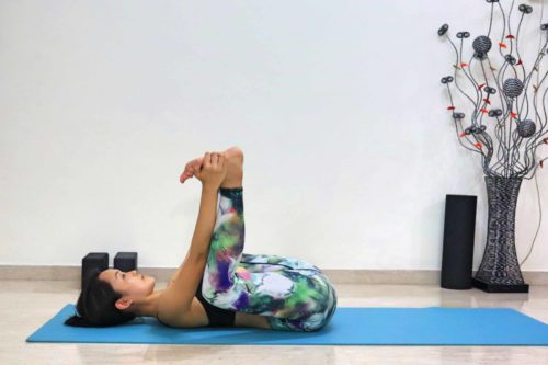 Happy Baby Pose - Ananda Balasana