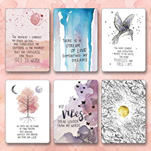 Affirmation Cards - The Universe Has Your Back