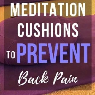 [Updated] 7 Best Meditation Cushions to Prevent Back Pain During Meditation