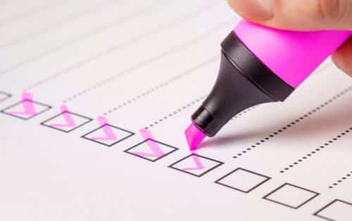 Reduce stress by staying organized using to-do lists or productivity tools - mental self-care tips