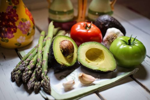 Healthy Eating - Plant-based - physical self-care tips