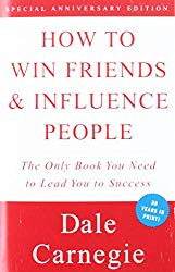 How to Win Friends and Influence People- 27 Best Self-Help Books to Read 2019