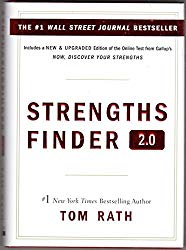 Strengths finder 2.0 - 27 Best Self-Help Books to Read 2019