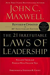 21 Irrefutable Laws of Leadership - 27 Best Self-Help Books to Read 2019