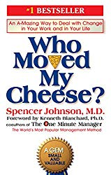 Who Moved My Cheese - 27 Best Self-Help Books to Read 2019