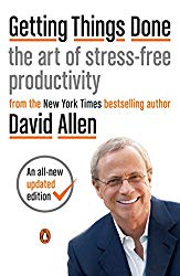 Getting things done GTD - 27 Best Self-Help Books to Read 2019