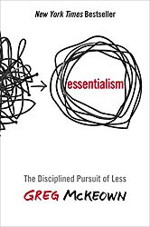 Essentialism - 27 Best Self-Help Books to Read 2019