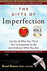 The gifts of imperfection - 27 Best Self-Help Books to Read 2019