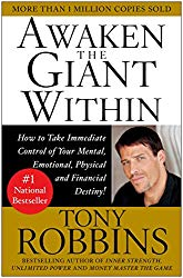 Awaken the giant within - 27 Best Self-Help Books to Read 2019