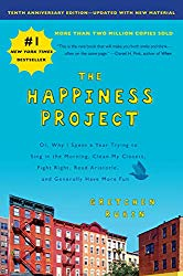 The Happiness Project - 27 Best Self-Help Books to Read 2019