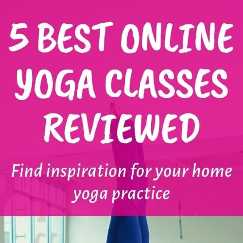 Online Yoga Classes Reviewed: 5 Best Yoga Programs to Get Inspiration for Your Home Yoga Practice