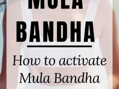 Activate Mula Bandha to Find Lightness and Stability in Yoga – Bandhas For Beginners