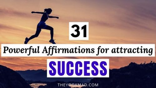 31 Powerful Affirmations for Attracting Success