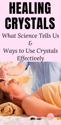 Healing Crystals Guide: What Science Says and Ways to Use Them Effectively