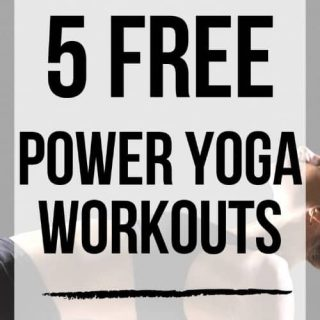 5 Best Free Power Yoga Workouts for Strength and Toning