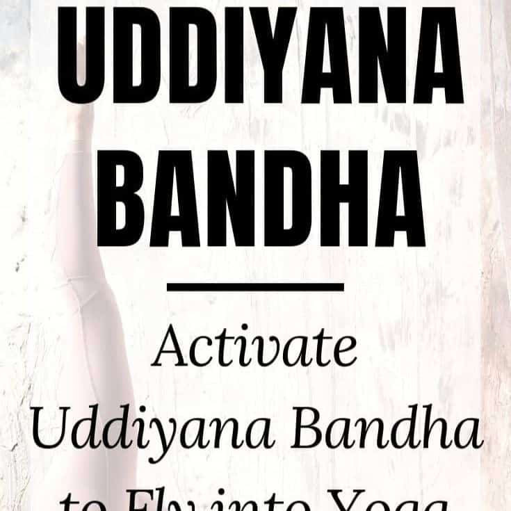 Read more about the article Activate Uddiyana Bandha to Fly into Yoga Inversions | Step-by-Step Guide