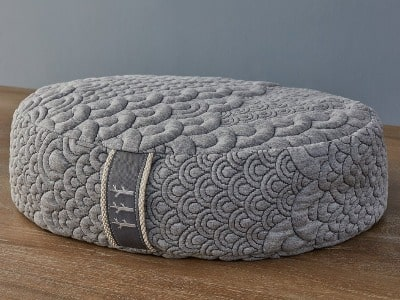 Best meditation pillow - Brentwood Home Crystal Cove