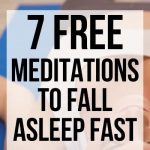 Read more about the article 7 Best Free 'Fall Asleep Fast' Meditation to Stop Insomnia