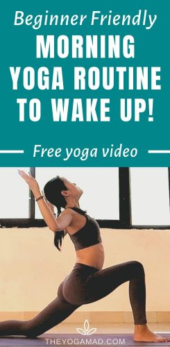 Morning Yoga Routine for Beginners - Free Video
