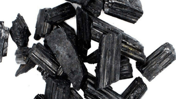 Healing Crystals for Stress and Anxiety - Black Tourmaline