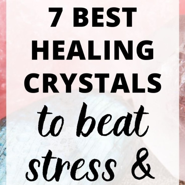 Read more about the article 7 Calming Healing Crystals for Stress and Anxiety