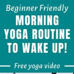 Morning Yoga Routine for Beginners – Energize and Wake Up!