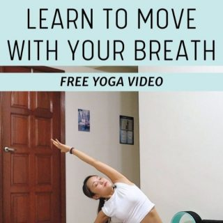Yoga Basics Challenge: Moving with Conscious Breathing | Day 1