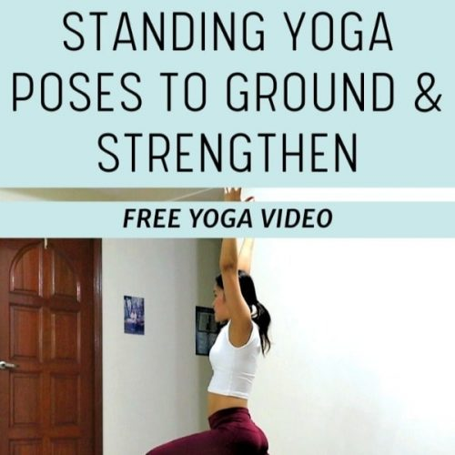 Yoga Basics Challenge: Stay Grounded with Standing Yoga Poses | Day 2
