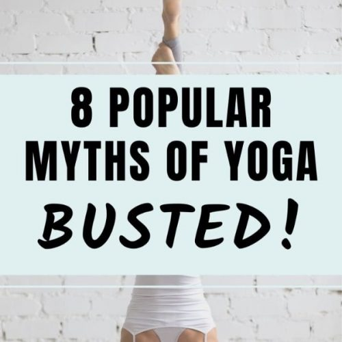 8 Popular Myths of Yoga Busted