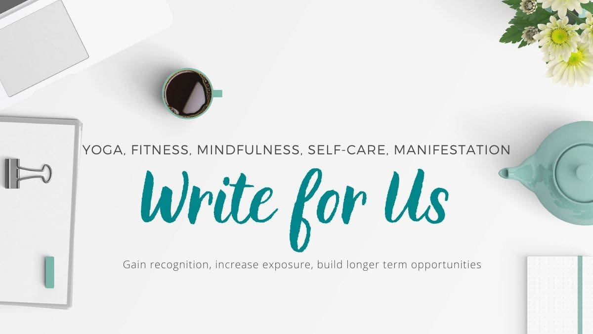 Write for Us Banner