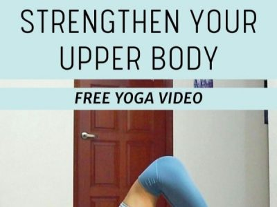 Yoga Basics Challenge: Build Upper Body Strength | Day 5