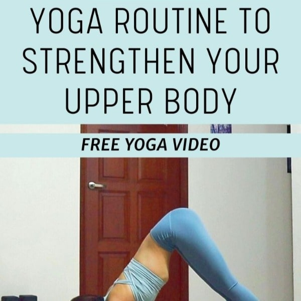 Read more about the article Yoga Basics Challenge: Build Upper Body Strength | Day 5