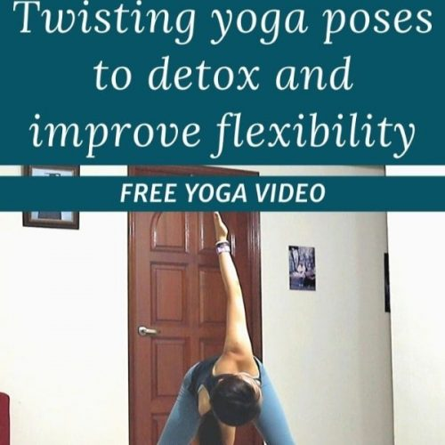 Read more about the article Yoga Basics Challenge: Twisting Yoga for Flexibility and Detoxification | Day 6