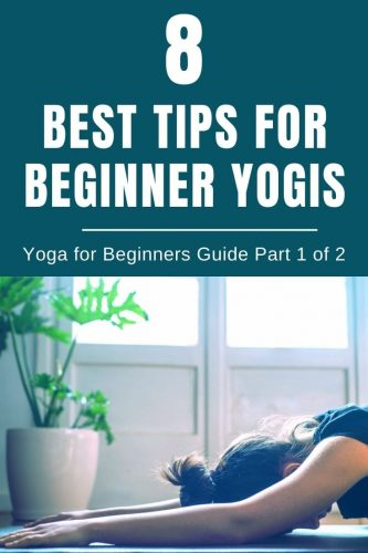 8 Best Tips for Beginner Yoga