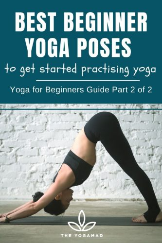 Yoga for Beginners Guide: Best Beginner Yoga Poses