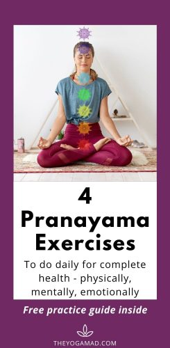 Pranayama Breathing Techniques to Practise Daily