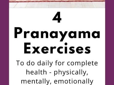 4 Pranayama Breathing Techniques to Practise for Your Morning Routine (Free Guide