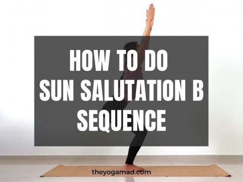 Sun Salutation B Tutorial