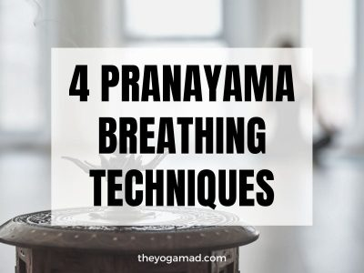 4 Pranayama Breathing Techniques to Practise for Your Morning Routine (Free Guide)