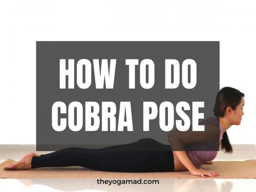 How to do Cobra Pose: Step-by-Step with Modifications