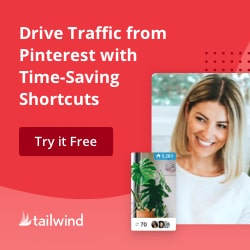 Sign up for Tailwind Free Trial
