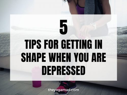 5 Tips for Getting in Shape When Depressed - Featured
