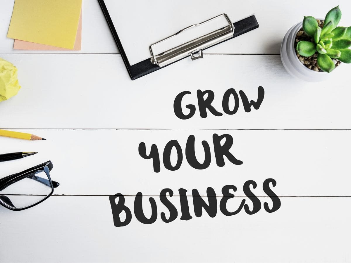 Start a blog - grow your business