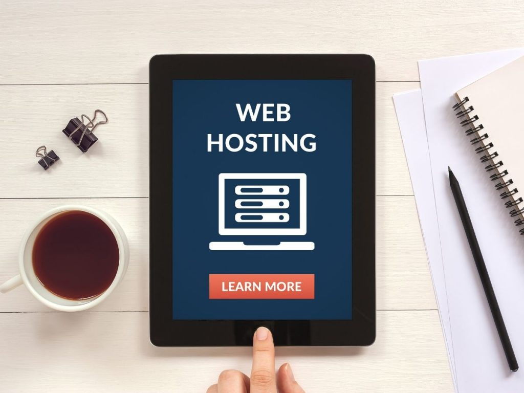 Start a blog with Bluehost - web hosting