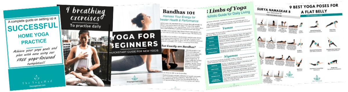Free Resource Library - The YogaMad
