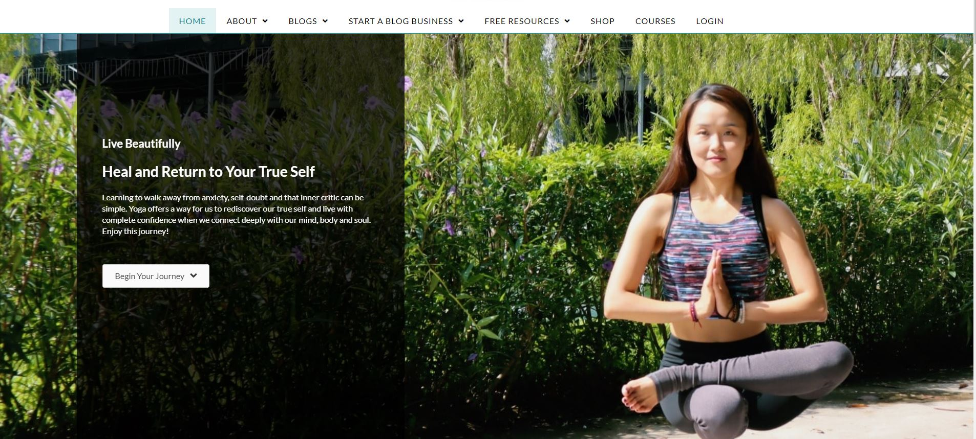 yoga website pic