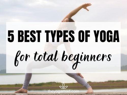 5 Best Types of Yoga for Beginners - Feature